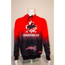 Adult Canadian Cup Hooded Sweatshirt