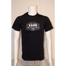 Black Rank Mini Pony T-Shirt