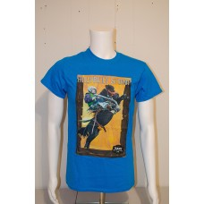 Blue Hillbilly Stomp T-Shirt