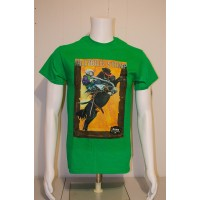 Green Hillbilly Stomp T-Shirt