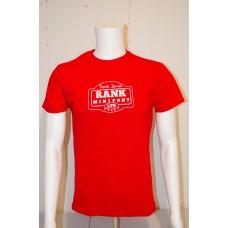 Red Rank Mini Pony T-Shirt