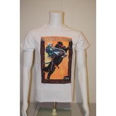 White Hillbilly Stomp T-Shirt
